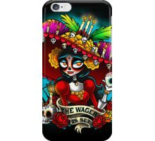 The Wager is Set iPhone Case/Skin