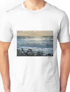 The Wave Rushes In Unisex T-Shirt
