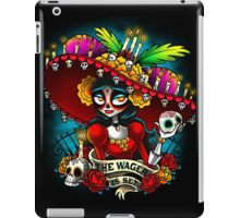 The Wager is Set iPad Case/Skin