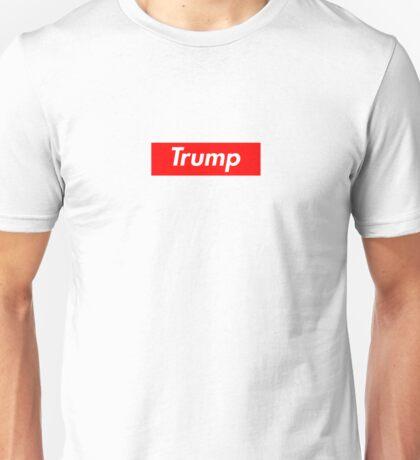 Donald Trump Supreme Box Logo Unisex T-Shirt