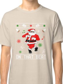 Black Santa Ju Ju Dance Classic T-Shirt