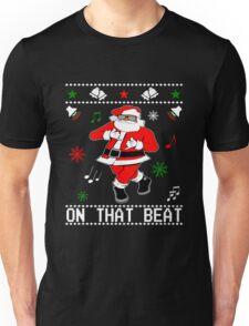 Black Santa Ju Ju Dance Unisex T-Shirt