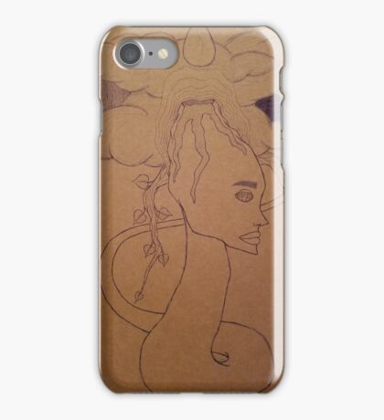 Derived from the Earth  iPhone Case/Skin