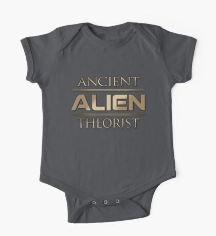 Ancient Alien Theorist One Piece - Short Sleeve