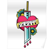 Aerith Forever Poster