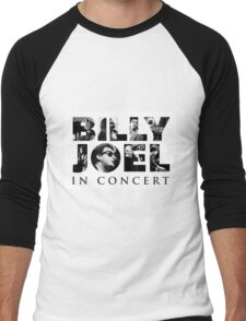 BILLY JOEL Men's Baseball ¾ T-Shirt