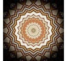 Modern Mandala Art 66 Photographic Print