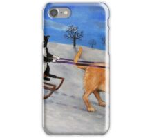 Sleigh Drivers iPhone Case/Skin