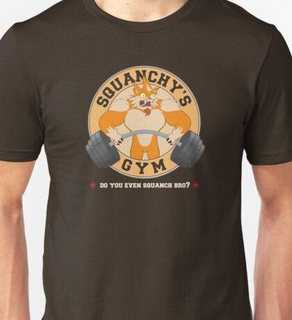 Squanchy's Gym Unisex T-Shirt