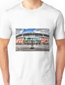 Arsenal FC Emirates Stadium London Unisex T-Shirt