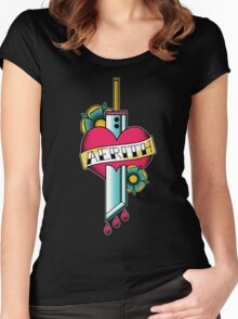 Aerith Forever Women's Fitted Scoop T-Shirt