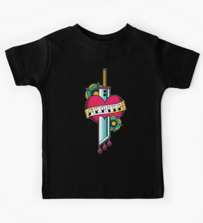 Aerith Forever Kids Tee