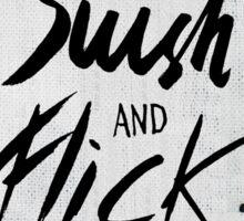 Swish and Flick! Sticker