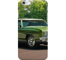 1970 Chevrolet Monte Carlo iPhone Case/Skin