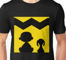 SNOOPY CHARLIE BROWN PEANUTS MATA 5 Unisex T-Shirt