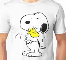 SNOOPY CHARLIE BROWN PEANUTS MATA 9 Unisex T-Shirt