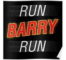 Run Barry Run! Poster