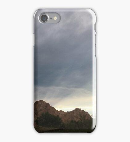 Colorado Sunset iPhone Case/Skin