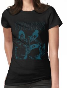 Sparks - Kimono My House Womens Fitted T-Shirt
