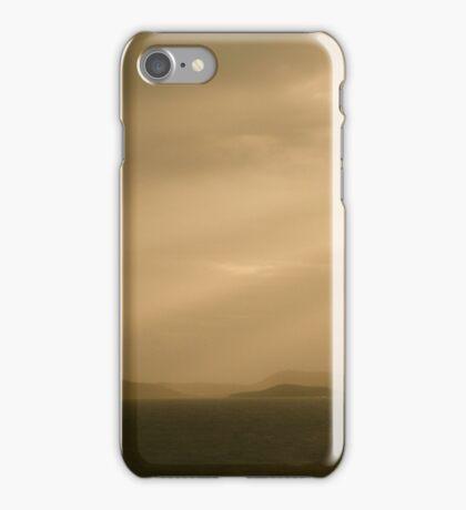 Let the Sun Shine Through Porto Rico,Eastern Caribbean iPhone Case/Skin