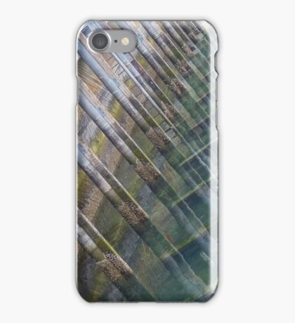 Pier Reflections iPhone Case/Skin