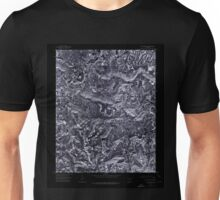 USGS TOPO Map Arkansas AR Mt Judea NW 259178 1974 24000 Inverted Unisex T-Shirt