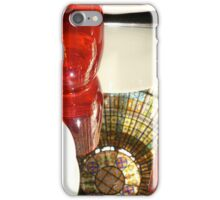 Reflection in Lunch- Paris,France iPhone Case/Skin