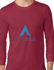 Archlinux Logo Long Sleeve T-Shirt