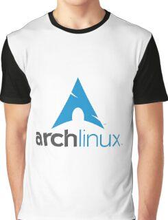 Archlinux Logo Graphic T-Shirt