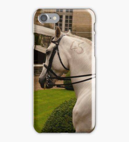 Chantilly, France iPhone Case/Skin