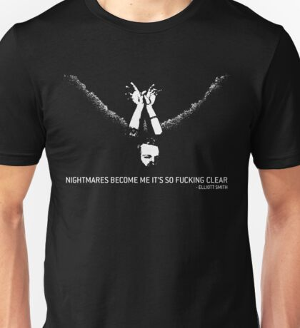 Nightmares Become Me Unisex T-Shirt