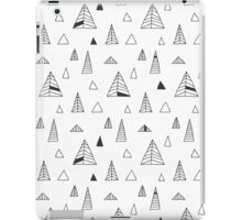 Winter Trees. iPad Case/Skin