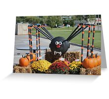 Awesome Spider! Greeting Card