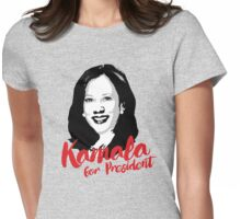 Kamala for President Womens Fitted T-Shirt