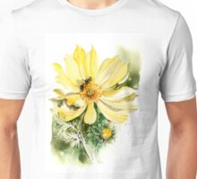"""Healing Your Heart"" from the series ""Blossoming Planet"" Unisex T-Shirt"