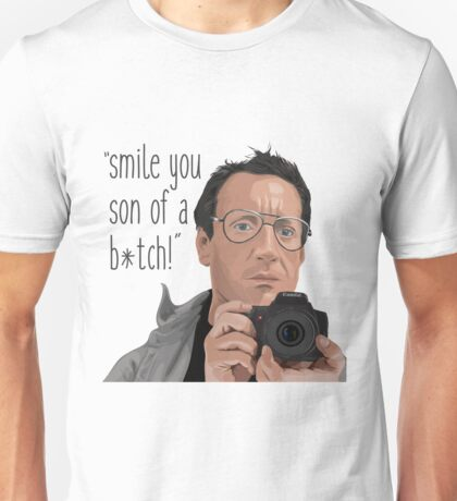 Chief Brody Photography Service Unisex T-Shirt