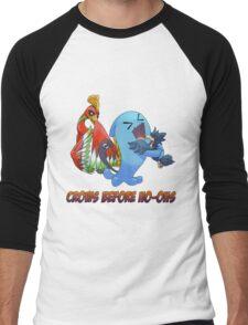 Crows Before Ho-Ohs Men's Baseball ¾ T-Shirt