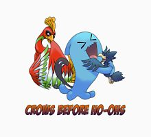 Crows Before Ho-Ohs T-Shirt
