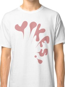 Yikes! Pink Classic T-Shirt