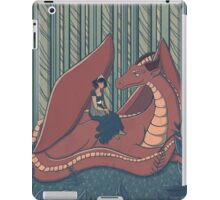 Dragon Whispers iPad Case/Skin