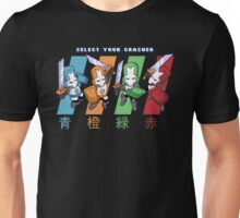 Crashers in Time Unisex T-Shirt