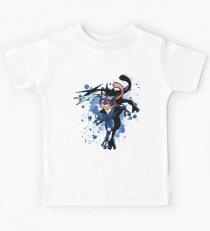 The Water Ninja Kids Tee