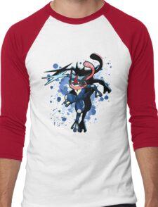 The Water Ninja Men's Baseball ¾ T-Shirt