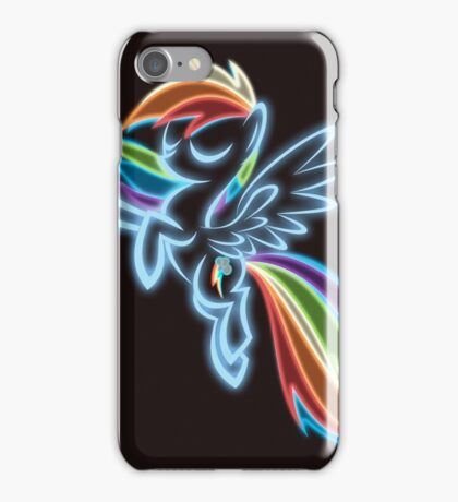 Dash Neon - My Little Pony iPhone Case/Skin