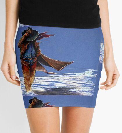 North Wind Blowin' Mini Skirt