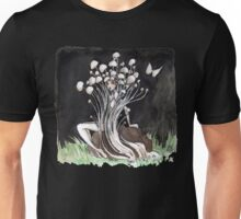 Empire of Mushrooms: Flammulina Velutipes Unisex T-Shirt