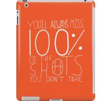 Shots iPad Case/Skin