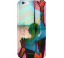 Body Language 18 iPhone Case/Skin