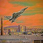 Burnley Typhoon by Jay Payne