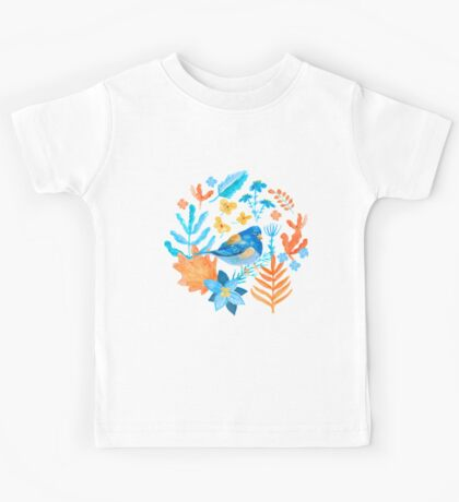 Winter Nature Kids Tee